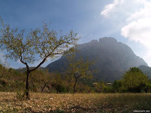Montañas de Alicante - El Puig Campana