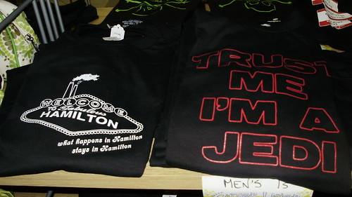 shirts in Toronto shop