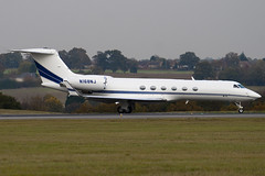 N168NJ - 667 - Private - Gulfstream V - Luton - 091029 - Steven Gray - IMG_3030