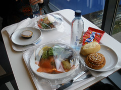 IKEA - pre-shopping meal..