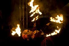 dia de los muertos149 (Misty O'Dell) Tags: art beautiful dayofthedead altar firedancer fireperformance celebrationoflife birminghamalabama eldiadelosmuertos barehandsgallery fireperformer celebrationofdeath pyroasalto