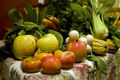 veggies from Riverdog Farm