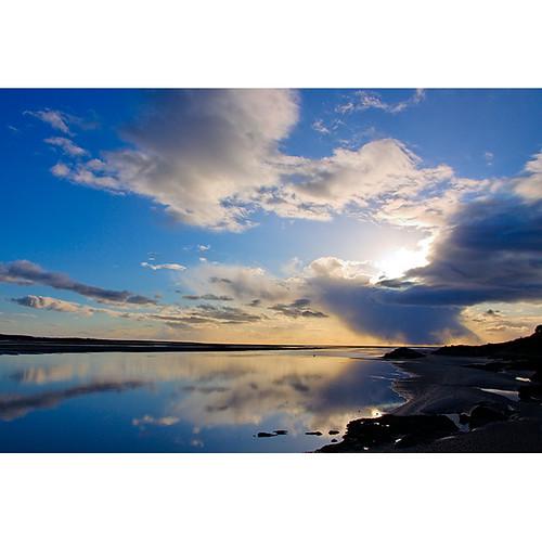 Sunset, Borth-y-Gest