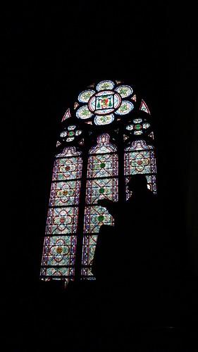 Side Chapel View - Notre Dame