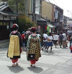 Geisha dress-up in Kyoto (dearmrecho) Tags: japan kyoto geisha    kiyomizudera