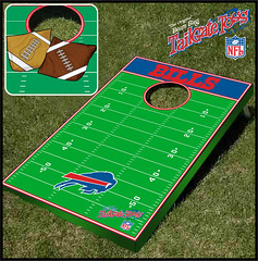 Buffalo Bills Bean Bag Toss Game