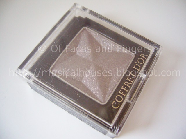 coffret dor eyeshadow