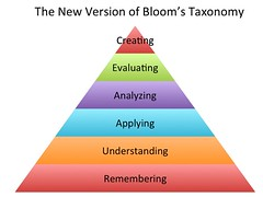 New Blooms Pyramid by edtechworkshop, on Flickr