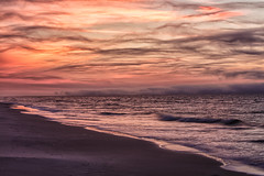 Sunrise and Beach (johnmcgrawphotography) Tags: alabama alabamasunrise beachsunrise canon canon5dsr gulfshores gulfshoresalabama gulfofmexico gulfofmexicobeach gulfofmexicoocean johnmcgrawphotography ocean orangebeach photography sunrise sunrisebeach travel travelphotography