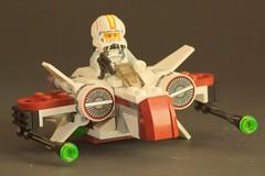 Star Wars (M29B10) Tags: starwars lego funny makro