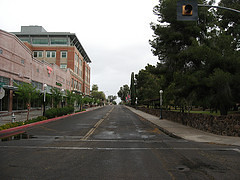 Entrance to University of Arizona