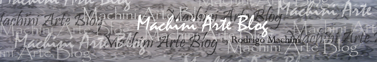 Machini Arte Blog