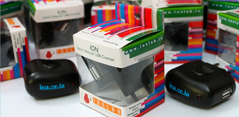 ion usb charger