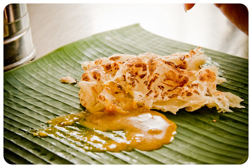 Roti canai (by Christ tell)