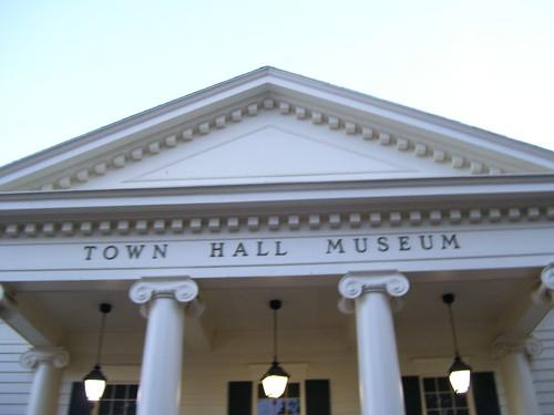 Cedar Point - Town Hall Museum