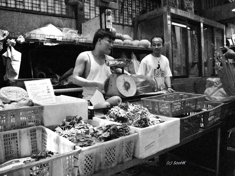 Vege Seller @ KL, Malaysia