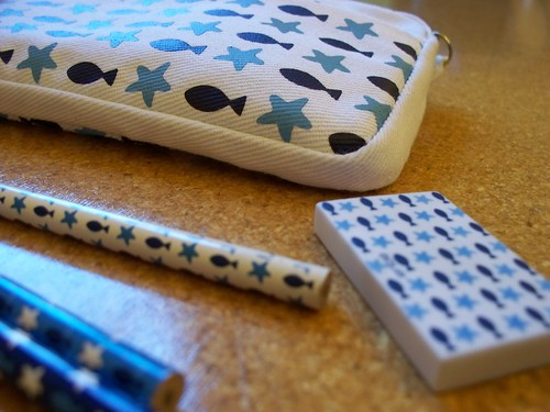 Pencil Case and Sundries