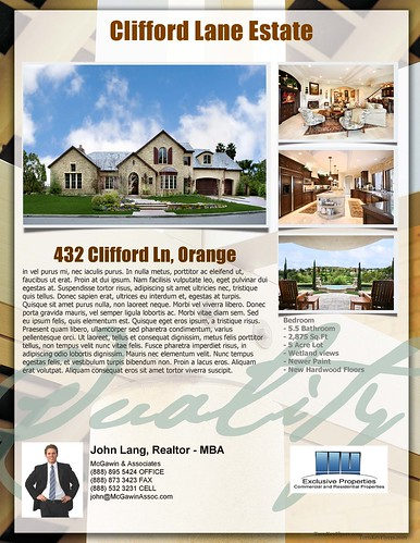 real estate flyers templates. These Real Estate Flyer