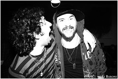 Joka (35mls) e Z Nery (Granada) (Li Baroni) Tags: show rock banda li santos granada z fotografia 35 mls nery joka baroni liara 35mls