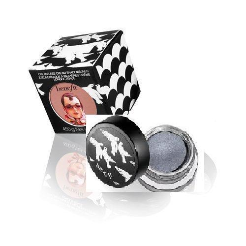 Benefit creaseless cream eyeshadow liner -gray with eyeiner brush HKD85