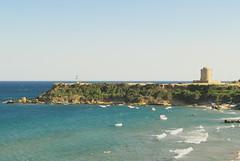 Capo Rizzuto (lipeamie) Tags: italien summer italy holiday nikon urlaub ausflug d200 calabria bilding mittelmeer kalabrien yourcountry