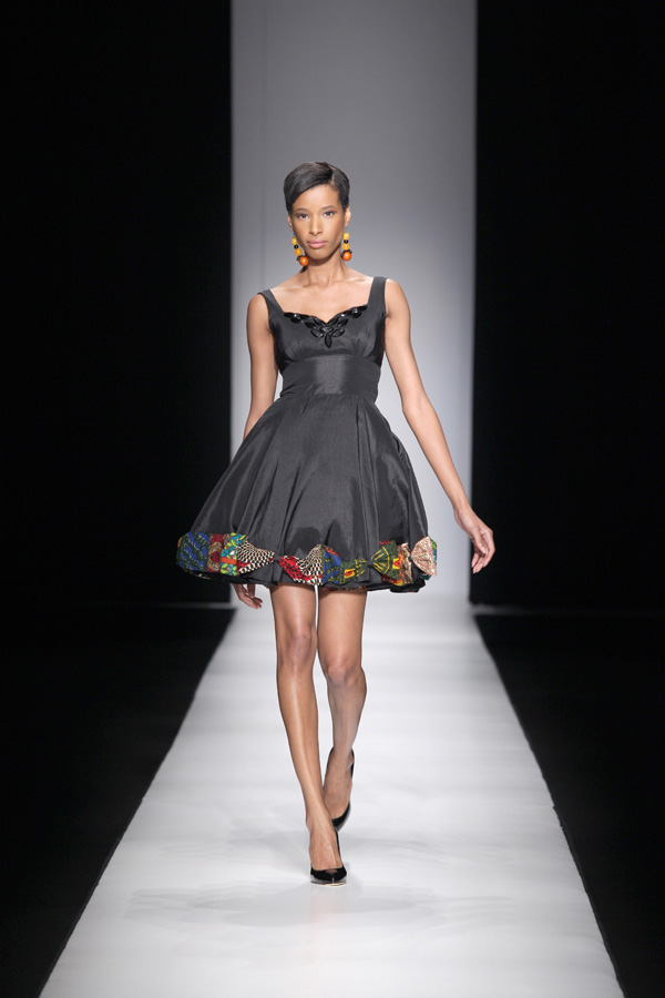 CHRISTIE BROWN (ARISE AFRICA FASHION WEEK 2009)