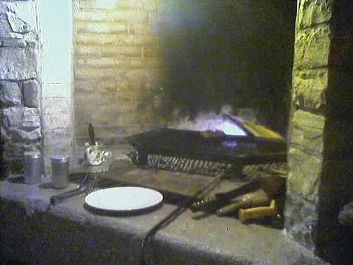 Konoba Stari podrum, Oskoruš, Kremenje