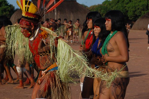 Xingu — The Endagered Land (BRAZIL 2008) still