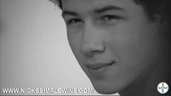 Nick Jonas' new nicks simple wins commercial (~GaяßØw§k¥~) Tags: joseph paul j kevin brothers nick joe nicholas commercial wins jonas simple nicks diabetes