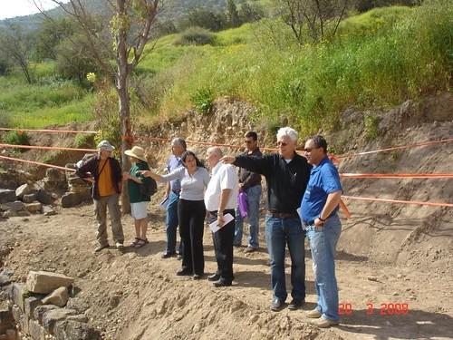 park berko ,yehuda farhi landscape architect, Archeological park,