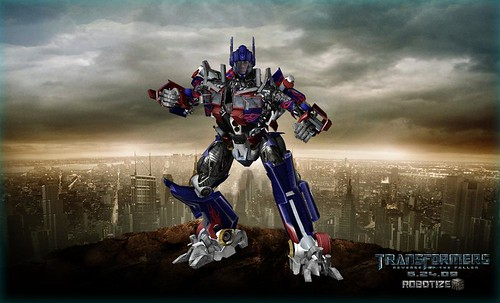 Create Transformers Robot with Your Own Face