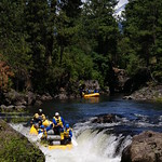 """Entering the canyon with Mt. Adams behind <a style=""""margin-left:10px; font-size:0.8em;"""" href=""""http://www.flickr.com/photos/25543971@N05/3647761958/"""" target=""""_blank"""">@flickr</a>"""