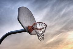 Hoops (arturodonate) Tags: morning net basketball sunrise hoop backboard nikkor rim f28 hdr 2470mm mikon flickrsbest mywinners abigfave d700 platinumheartaward