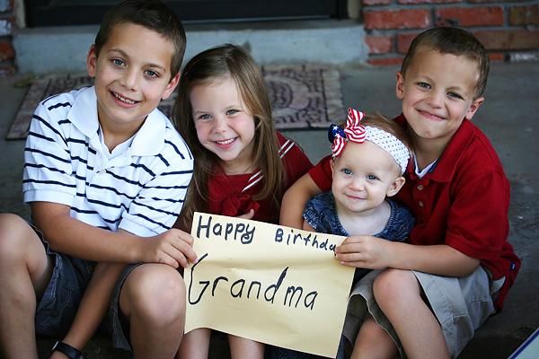 happy birthday gma e!
