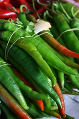Hot! (annaebarker) Tags: mai thailandthai foodthai chilischiang marketredgreen