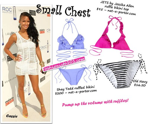 Clothes for flat chested women