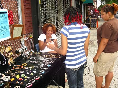 FranklinAv/Sterling Pl Flea Market 7/11-13