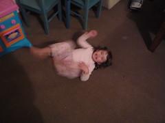 Maika Throws a tantrum (extrajoss) Tags: maika