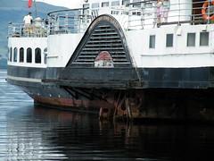 PS Maid of the Loch (Ben.Allison36) Tags: aj scotland paddle vessel ps steam company finepix restoration packet passenger loch inland steamer maid lochlomond largest caledonian ardlui tarbet inglis maidoftheloch pointhouse s8100fd
