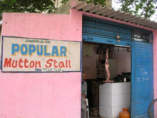 Popular Mutton Stall by mpries