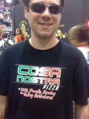 Comic-Con 2009: Snow Crash T-Shirt