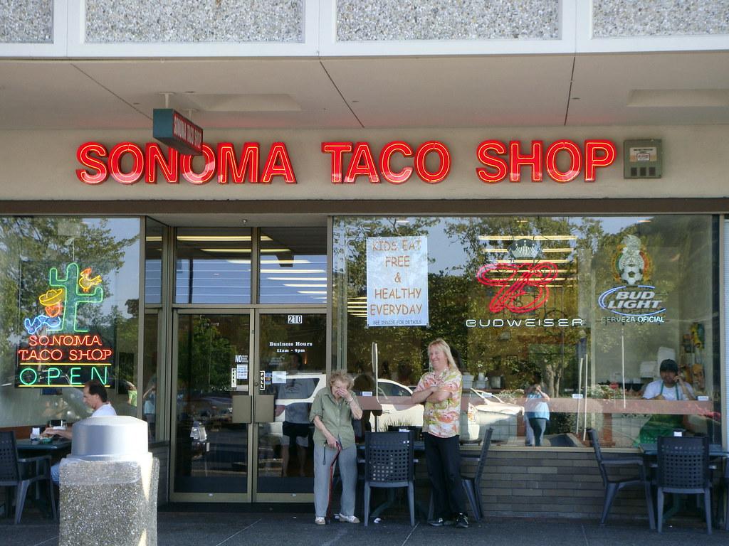 Sonoma Taco Shop