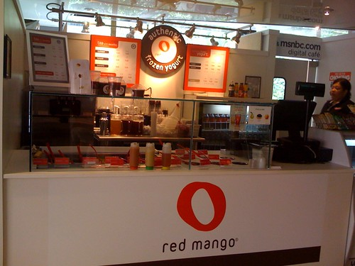 Red Mango Now Open in Rock Center