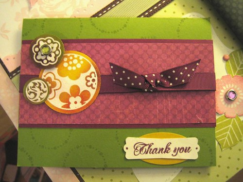 July Stampin Meeting 021