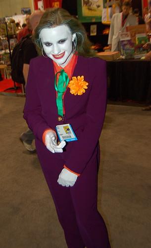 Comic Con 09: Joker