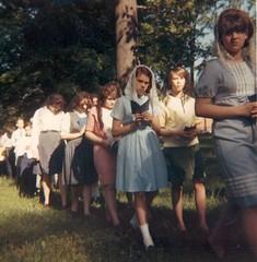 May Procession (stjoekid) Tags: catholic kentucky unknown louisville 1960s unidentified stjosephchildrenshome stjosephorphange
