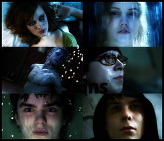 Skins (what i look with these eyes) Tags: chris sid michelle tony cassie maxxie skinsseason2