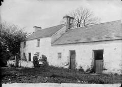 Crynllwyn bach, Aber-erch (birthplace of Revd ...