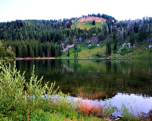 Tony Grove Lake, Utah