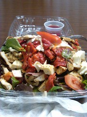 Tuscany Grilled Chicken Salad (robr3004) Tags:
